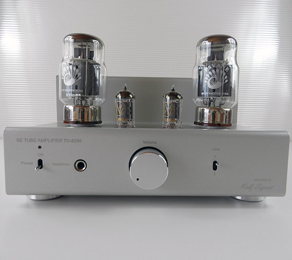 Single Ended Tube Amplifier Elekit TU-8200